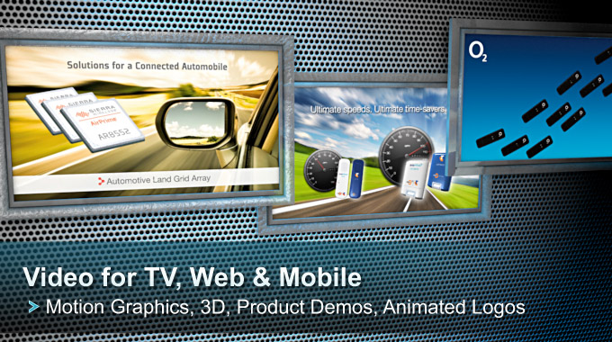 Video for TV, Web & Mobile